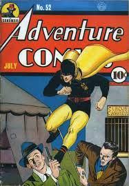 adventure 52, 1940