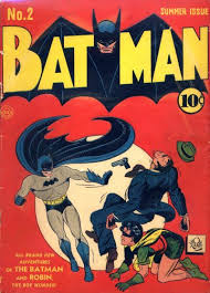 batman 2, 1940