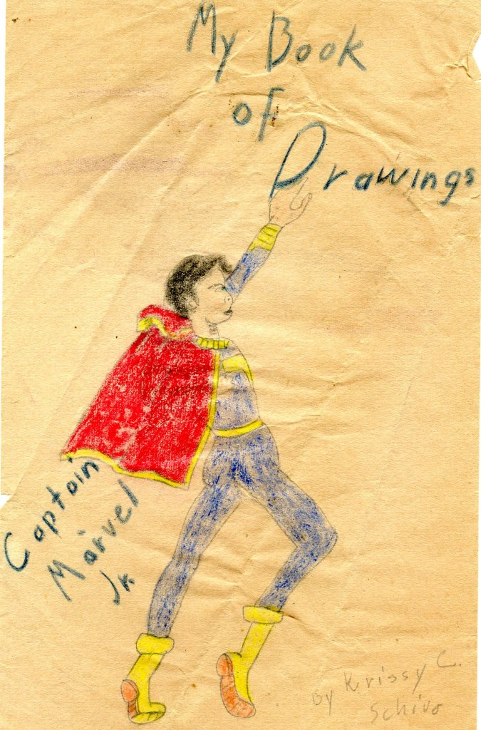 cap'n marvel jr by mom