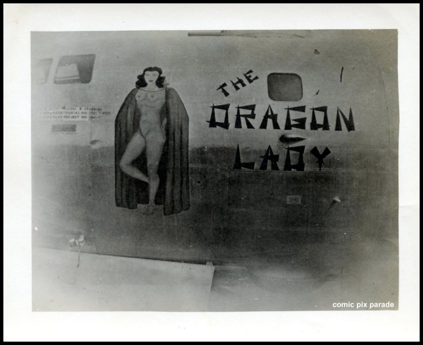dragon lady2 -cpp